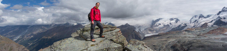 Panocover for album titled: Zermatt and the foot of the Matterhorn