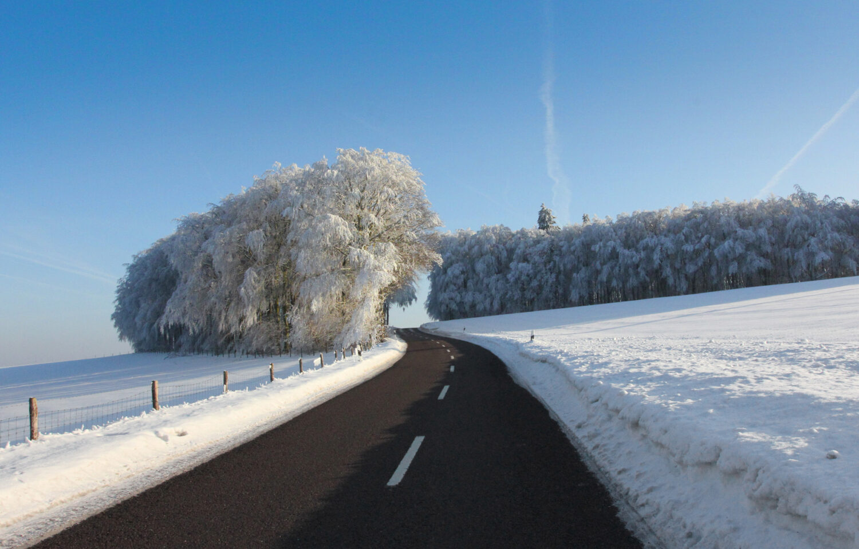 Wintery blat